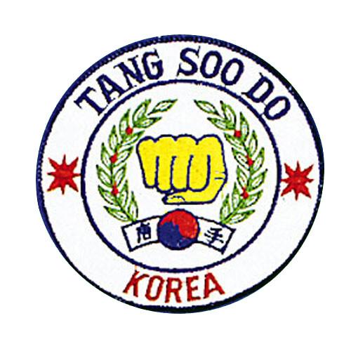 Patch, Logo, TANGSOODO, White