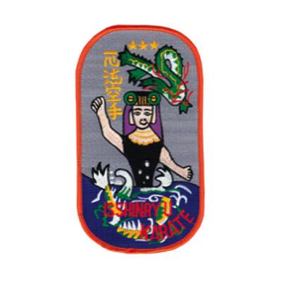 Patch, Logo, Isshinryu