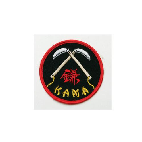 """Patch, Logo, Kama, 3"""""""