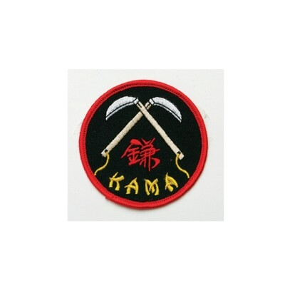 Patch, Logo, Kama, 3