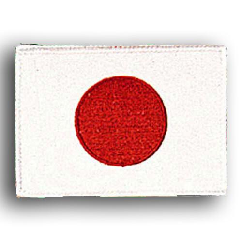 Patch, Flag, Japan