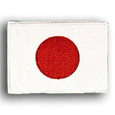 Patch, Flag, Japan