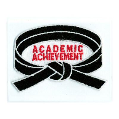 Patch, Achievement, ACADEMIC ACHIEVEMENT