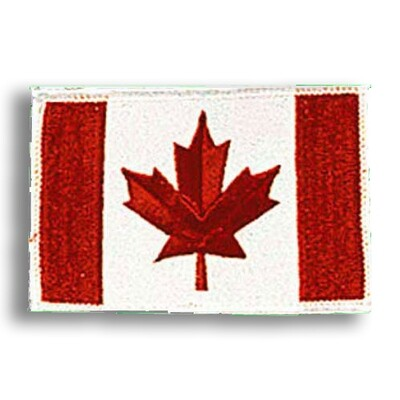 Patch, Flag, Canada