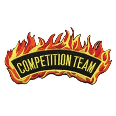 Patch, Team, COMPETITION TEAM