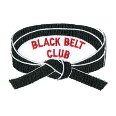 Patch, Team, BLACK BELT CLUB