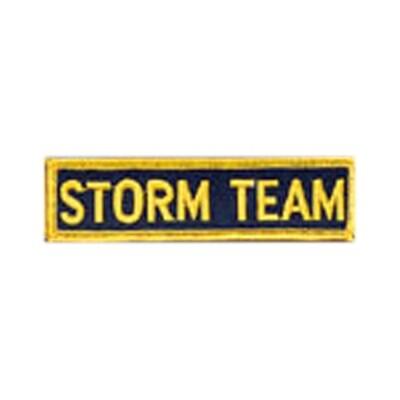 Patch, Team, STORM TEAM