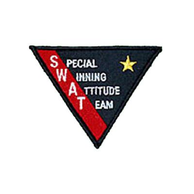 Patch, Team, Triangular, SWAT