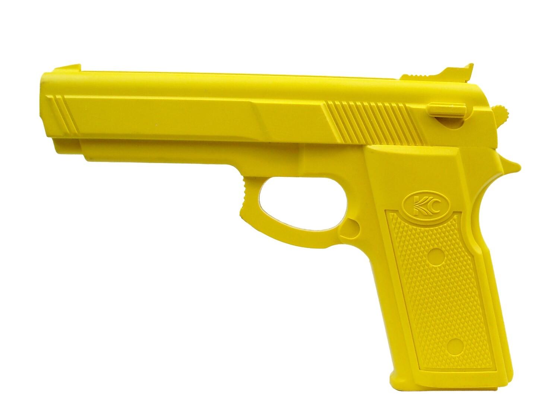 Training Gun, Rubber