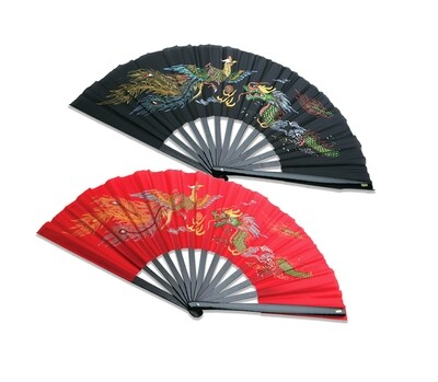 KungFu Fan, Bamboo,