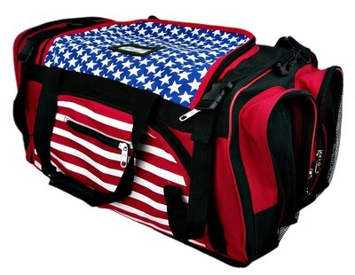 Gear Bag, Premier, Flag