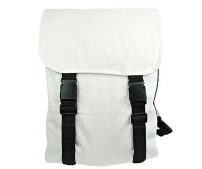 Jiu-Jitsu Back Pack- Gi Material, White