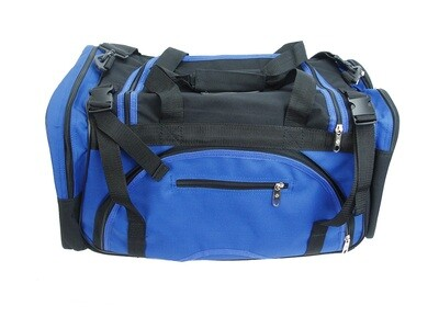 Gear Bag, Premier, Black Blue Combo