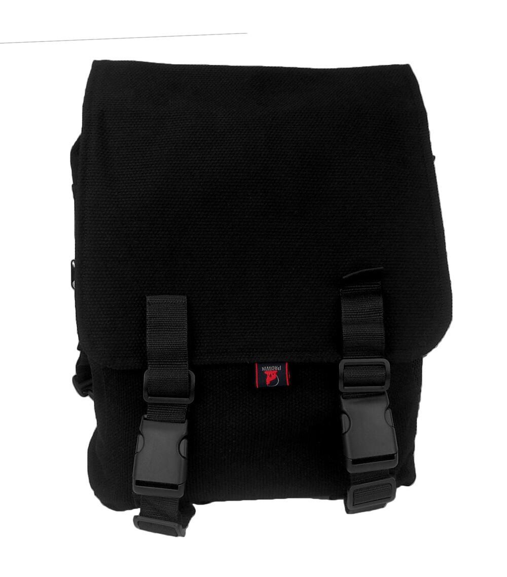 Jiu-Jitsu Back Pack- Gi Material, Black