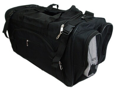 Gear Bag, Deluxe, Mesh Top, 28