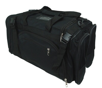 Gear Bag, Premier, Black