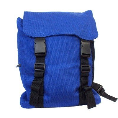 Jiu-Jitsu Back Pack- Gi Material, Blue