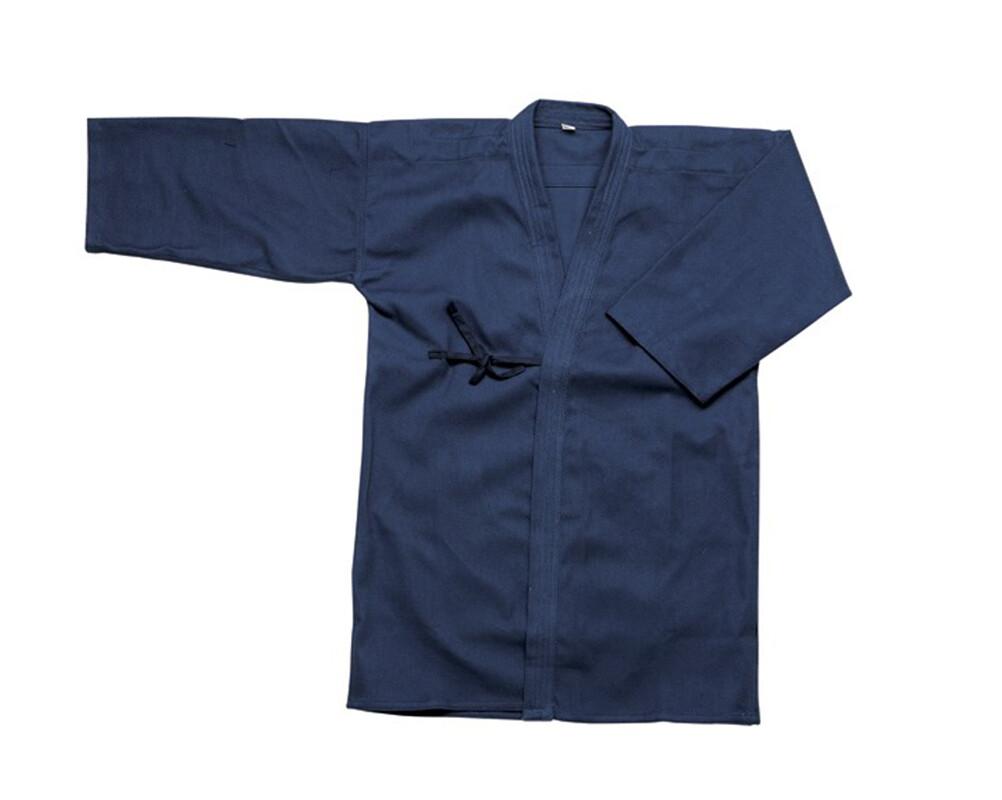 Kumdo Uniform, Jacket, Navy Blue