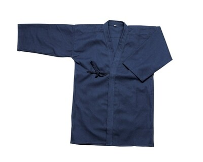 Kumdo Uniform, Jacket, Navy Blue