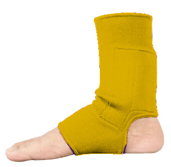 Ankle Support, Yellow