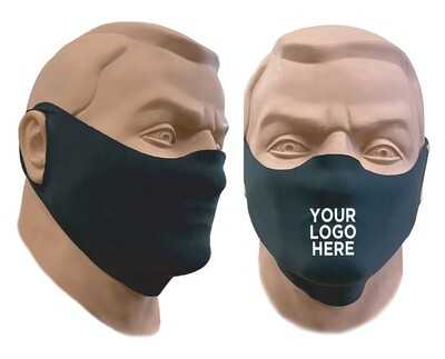 Single Layer Seamless Face Mask