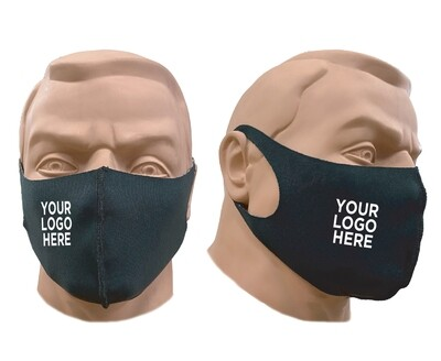 Single Layer Seamed Face Mask