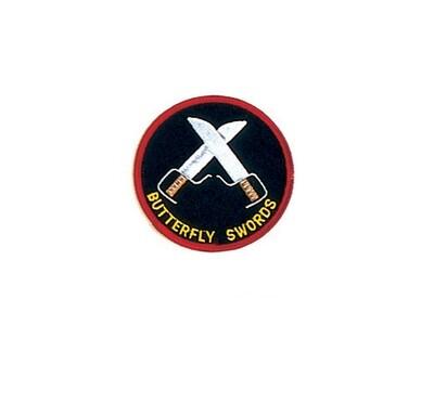 Patch- Logo, Butterfly Sword