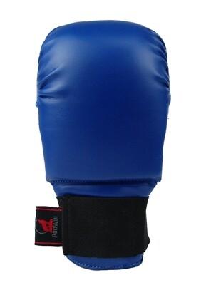 Karate Gloves, Blue