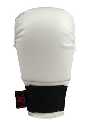 Karate Gloves, White