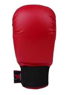 Karate Gloves, Red