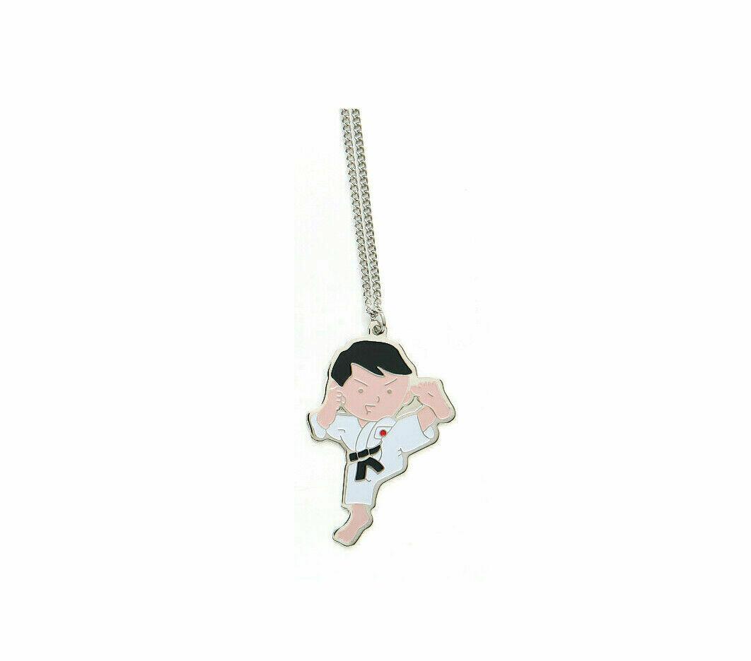 Necklace, Karate Kicker