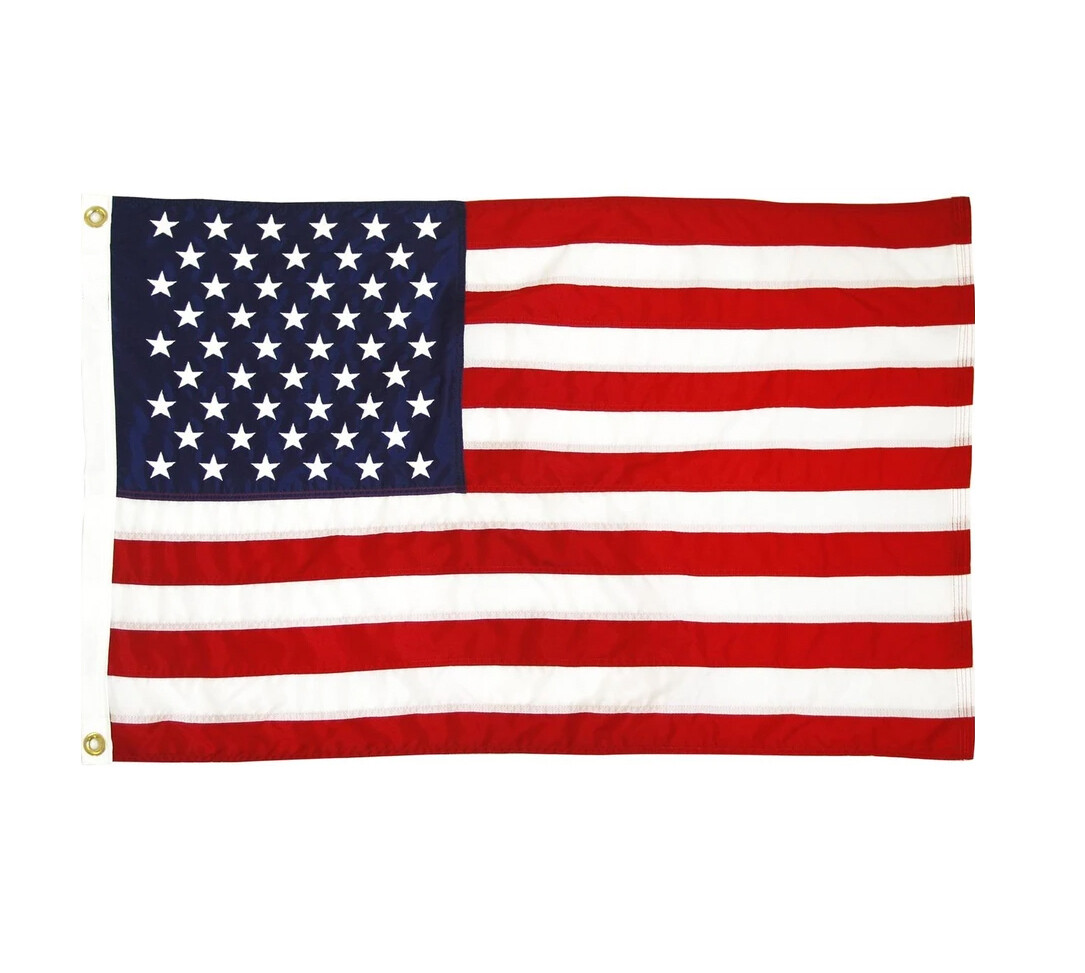 Flag USA, without Tassel