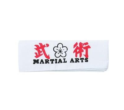 Head Band, Martial Arts Flower