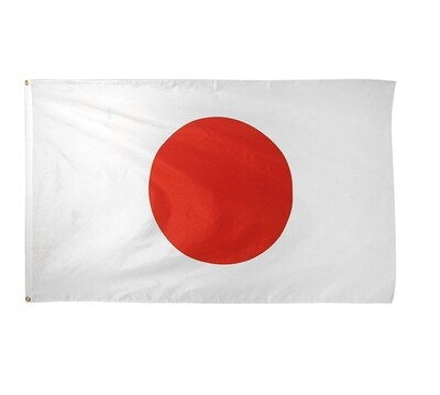 Flag Japan, without Tassel