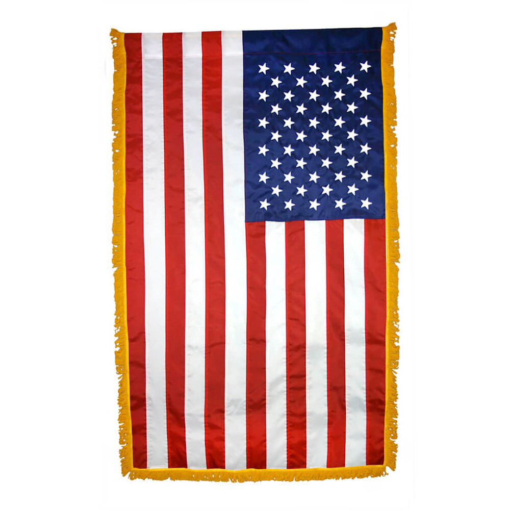 Flag USA, with Tassel