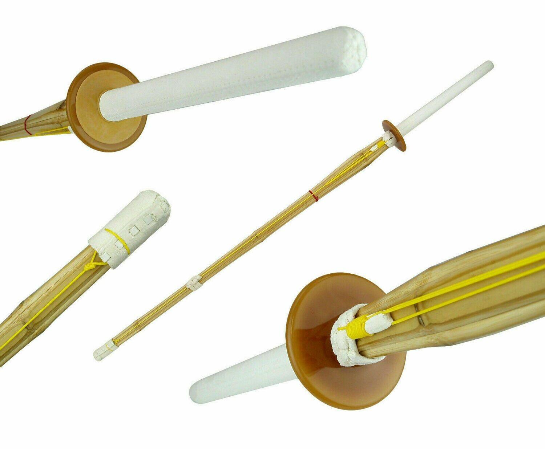 Shinai Sword  (Bamboo), (with Hilt)