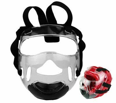 Head Gear, Face Shield