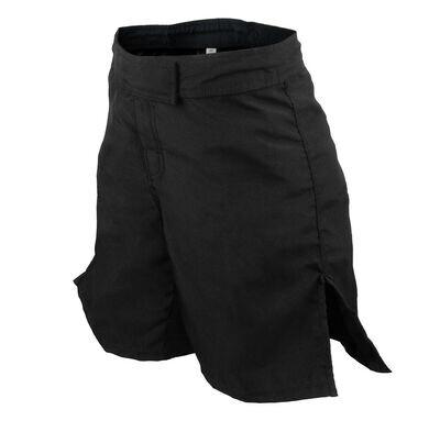 MMA Shorts, Black