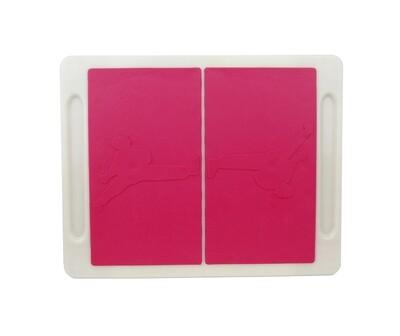 Break Board- Rebreakable, Smart Board, Red