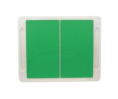 Break Board- Rebreakable, Smart Board, Green