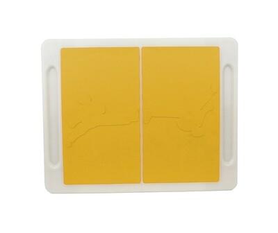 Break Board- Rebreakable, Smart Board, Yellow
