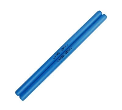 "Escrima Stick, Foam Padded, Thick, Blue (Pair) 26"""