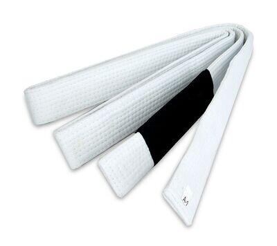 "Belt, Jiu-Jitsu, 1.5"", White"