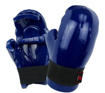 Punch, Foam, Blue