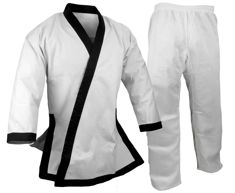 TangSooDo Uniform, 12 oz., Black Trim