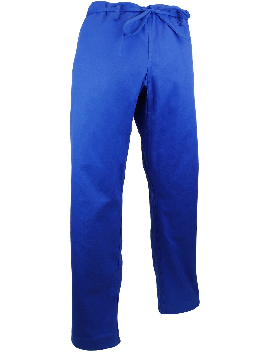 Karate Uniform, Pants, 12 oz., Blue