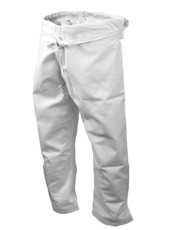 Karate Uniform, Pants, 12 oz., White