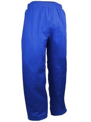 Karate Uniform, Pants, Light W't., Blue