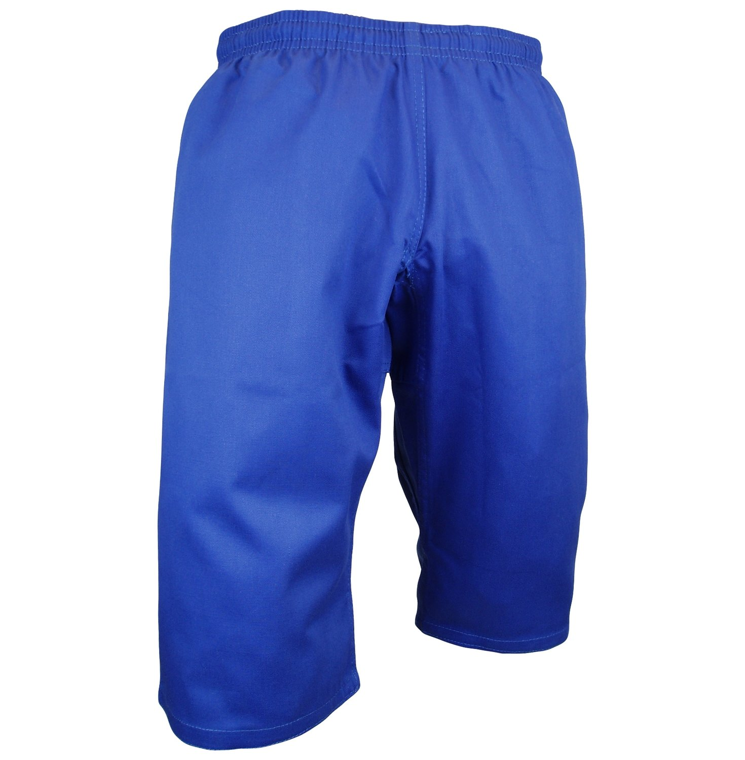 Karate Uniform, Pants, Shortcut, Light W't., Blue