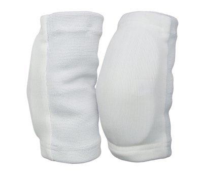 Elbow Pad, Cloth, White